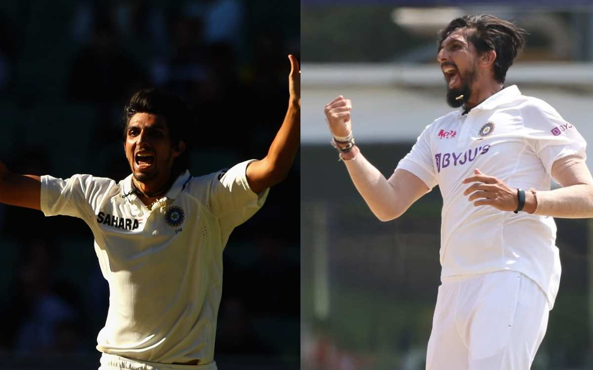Cricket Image for Ishant Sharma - From Being A Snub At School To India's Leading Test Bowler
