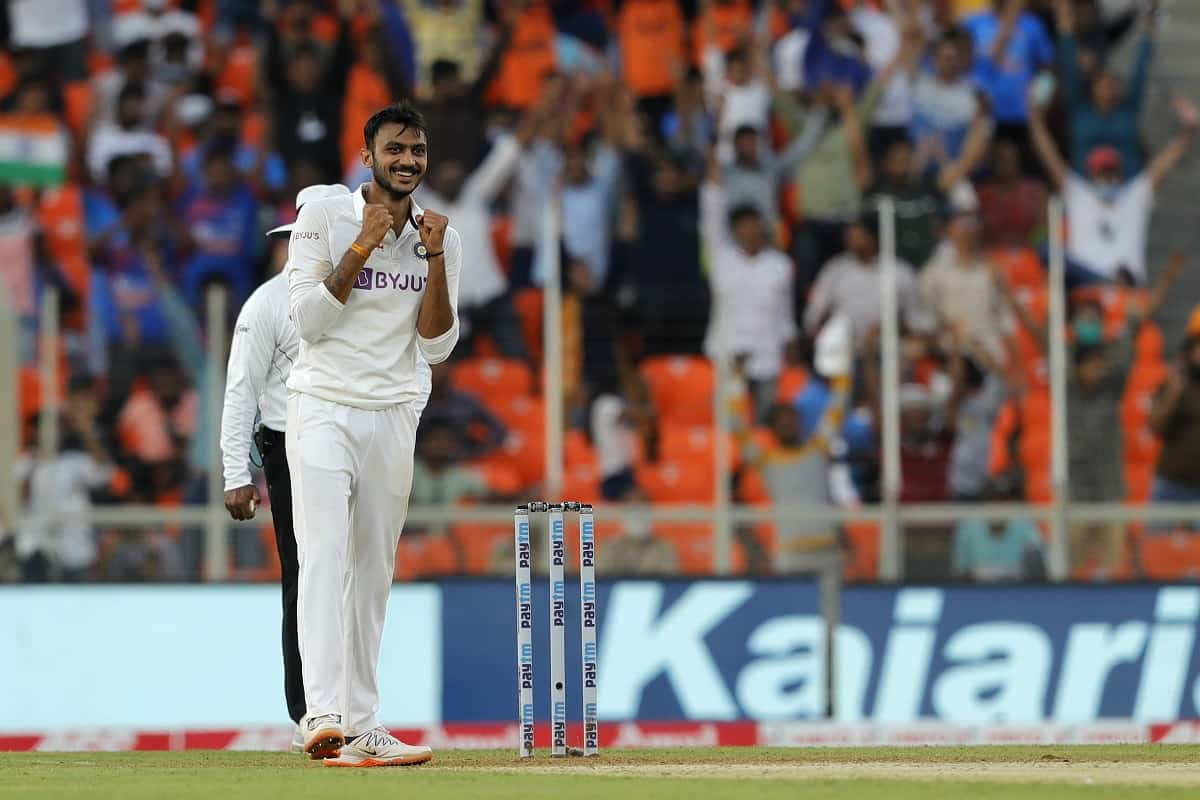 Cricket Image for It Was Axar Patel's Masterclass That Defeated England Not The Pitch