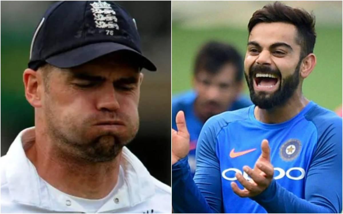 Cricket Image for 'बुमराह को स्विंग कराने के लिए मौसम की जरूरत नहीं है', जेम्स एंडरसन को फैंस