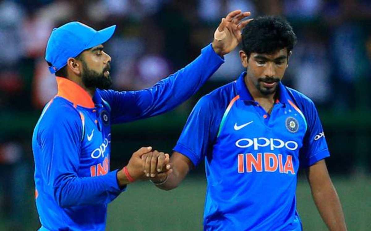 Cricket Image for IND vs ENG : क्या वनडे और टी-20 सीरीज में नहीं खेलेंगे जसप्रीत बुमराह ? टीम मैनेजम