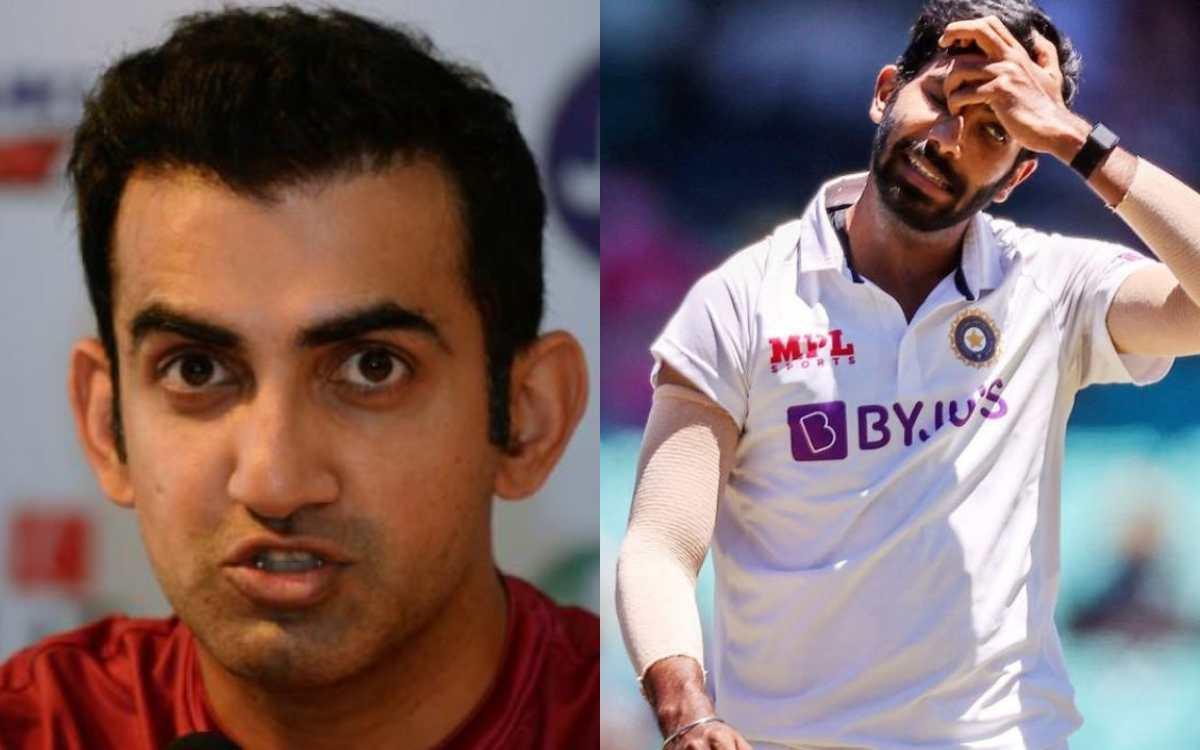 Cricket Image for 'जसप्रीत बुमराह को दूसरे टेस्ट में नहीं खिलाना चाहिए', गौतम गंभीर ने दिया हैरान कर