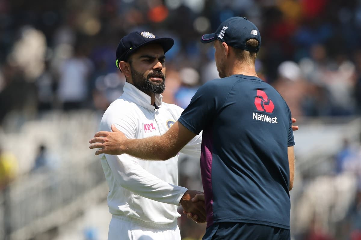 Cricket Image for IND vs ENG, 3rd Test: Root, Kohli Fear Pink Ball Twilight Collapse