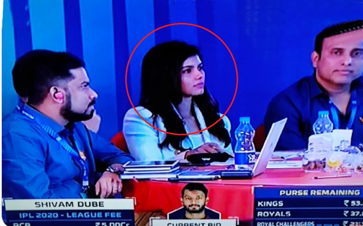 Cricket Image for  Ipl Auction 2021 Know More About Srh Team Owner Daughter Kaviya Marana