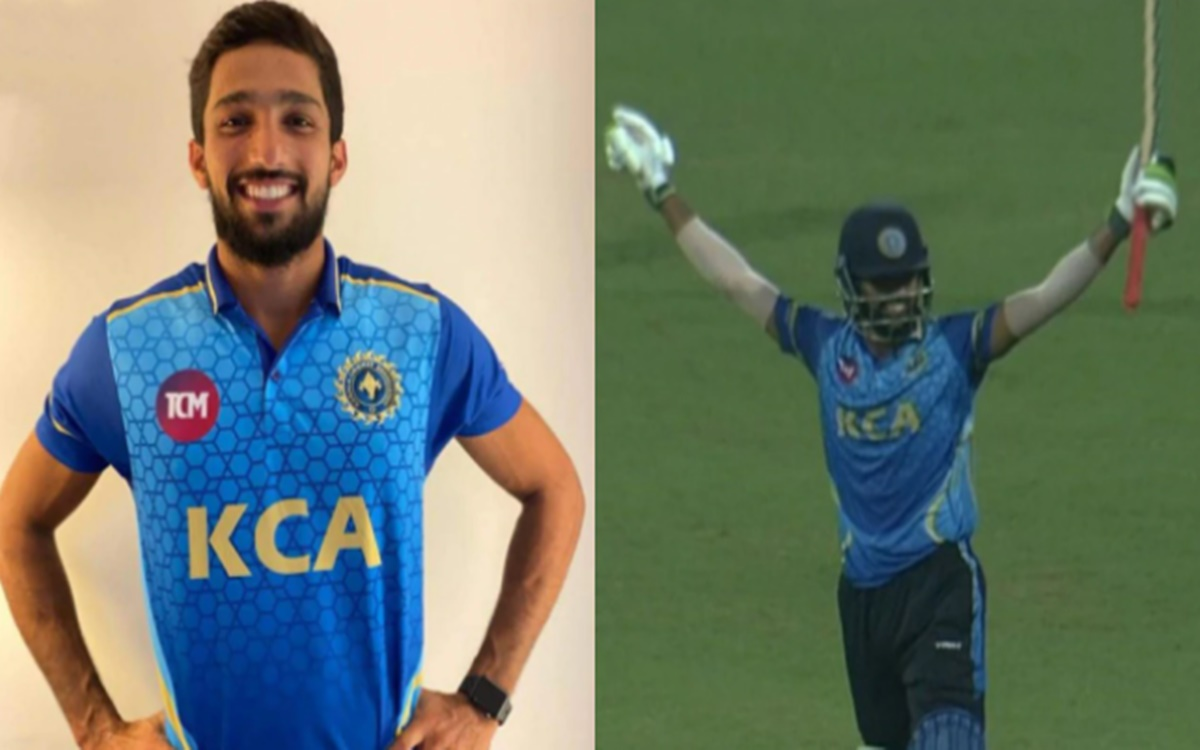 Cricket Image for Kerala Batsman Mohammad Azharuddeen Says His Dream Is To Open An Innings With Rcb