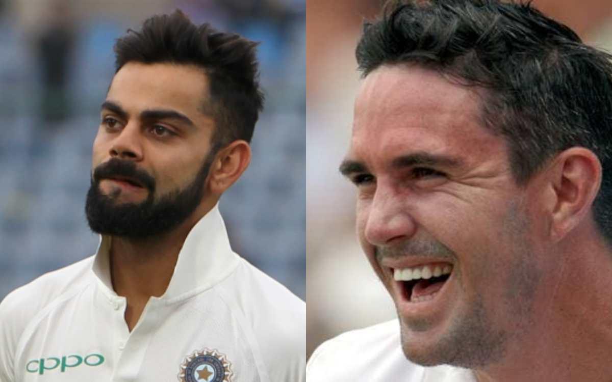 Cricket Image for 'इंग्लैंड की 'B' टीम को हराने के लिए बधाई हो इंडिया', भारत की शानदार जीत पर पीटरसन