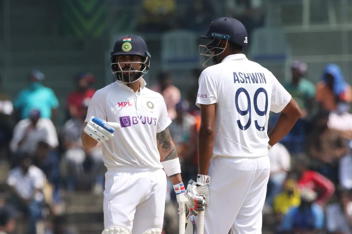 Cricket Image for India vs England: Ashwin's Record-Breaking Test, Virat Kohli Creates An Unwanted S