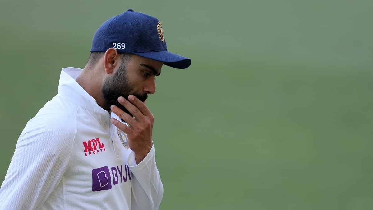Cricket Image for Kohli Unhappy With These Two Players After India's Loss To England