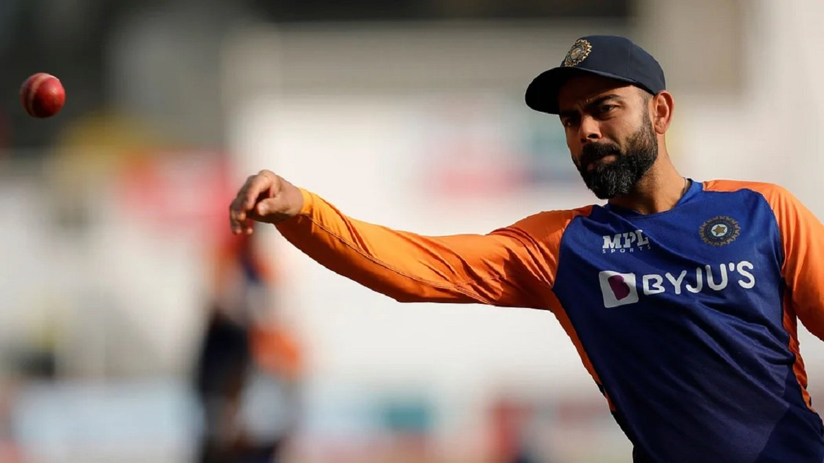 Cricket Image for Kohli Vows 'Tough Fight' For England In Remaining Three Tests