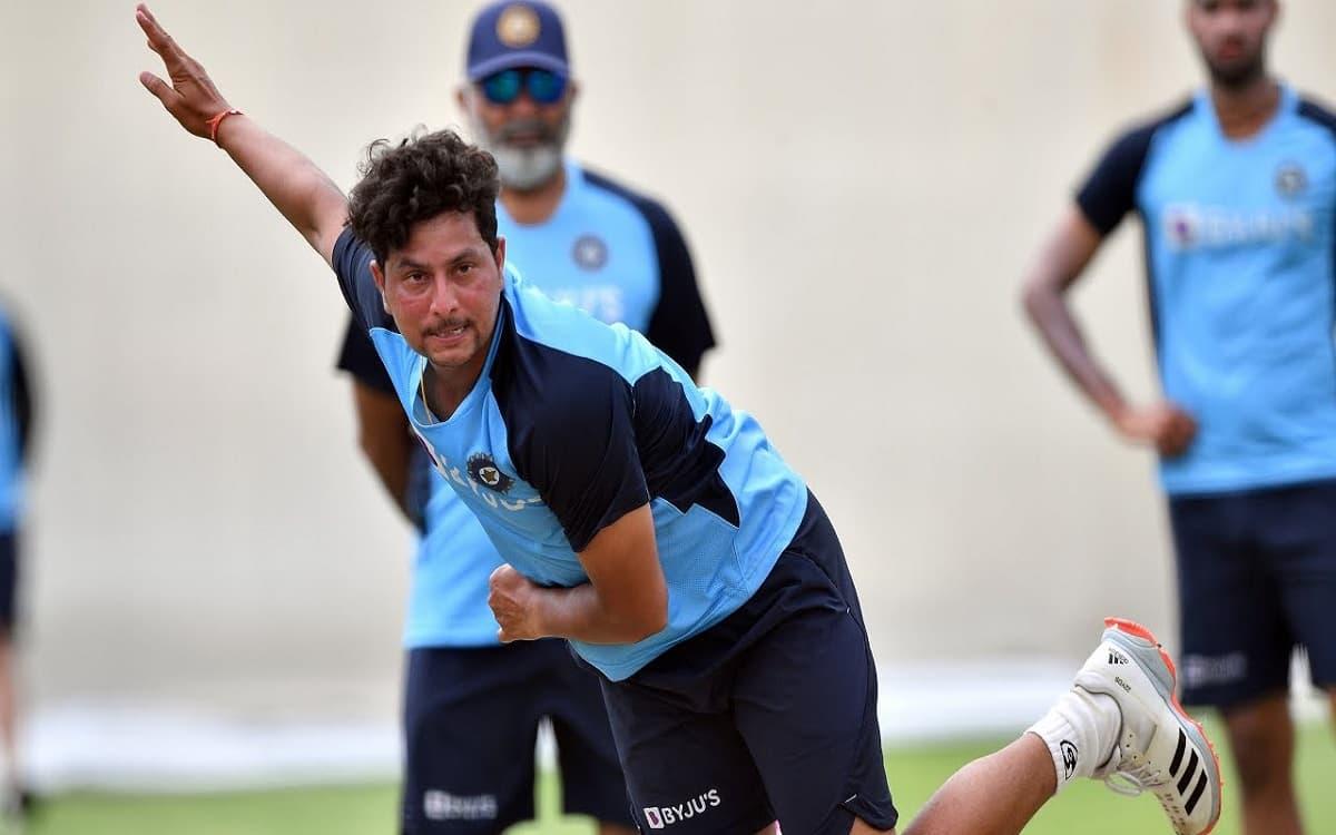Cricket Image for IND vs ENG: Chinaman Bowler Kuldeep Yadav's Wait Gets Longer To Play Test Again