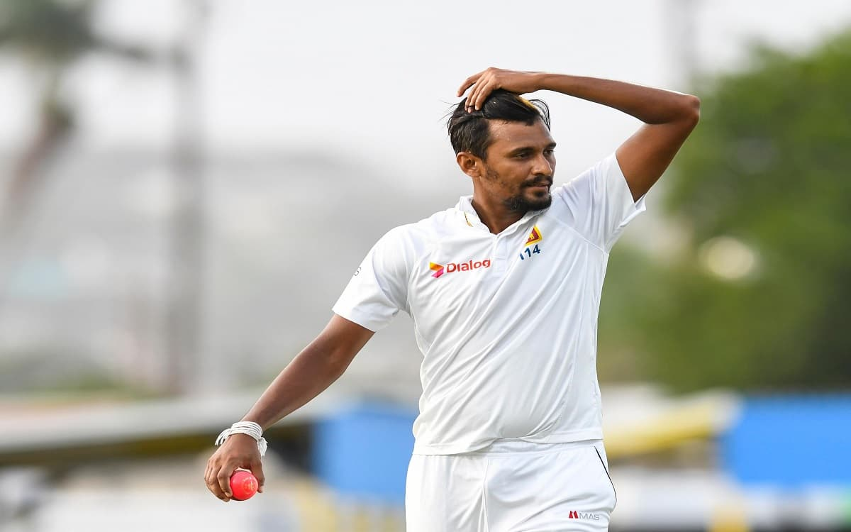 Lakmal gets a chance to replace Corona-infected Lahiru for the West Indies tour