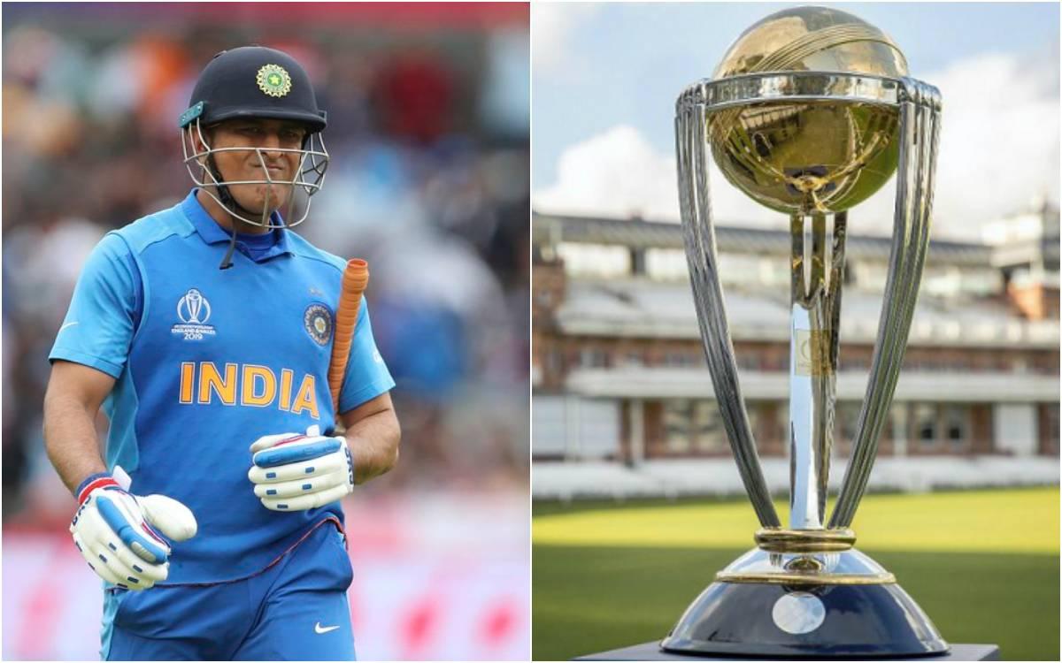 Cricket Image for क्या टी-20 वर्ल्ड कप खेल सकते थे एमएस धोनी ? पूर्व सेलेक्टर ने माही को लेकर किया