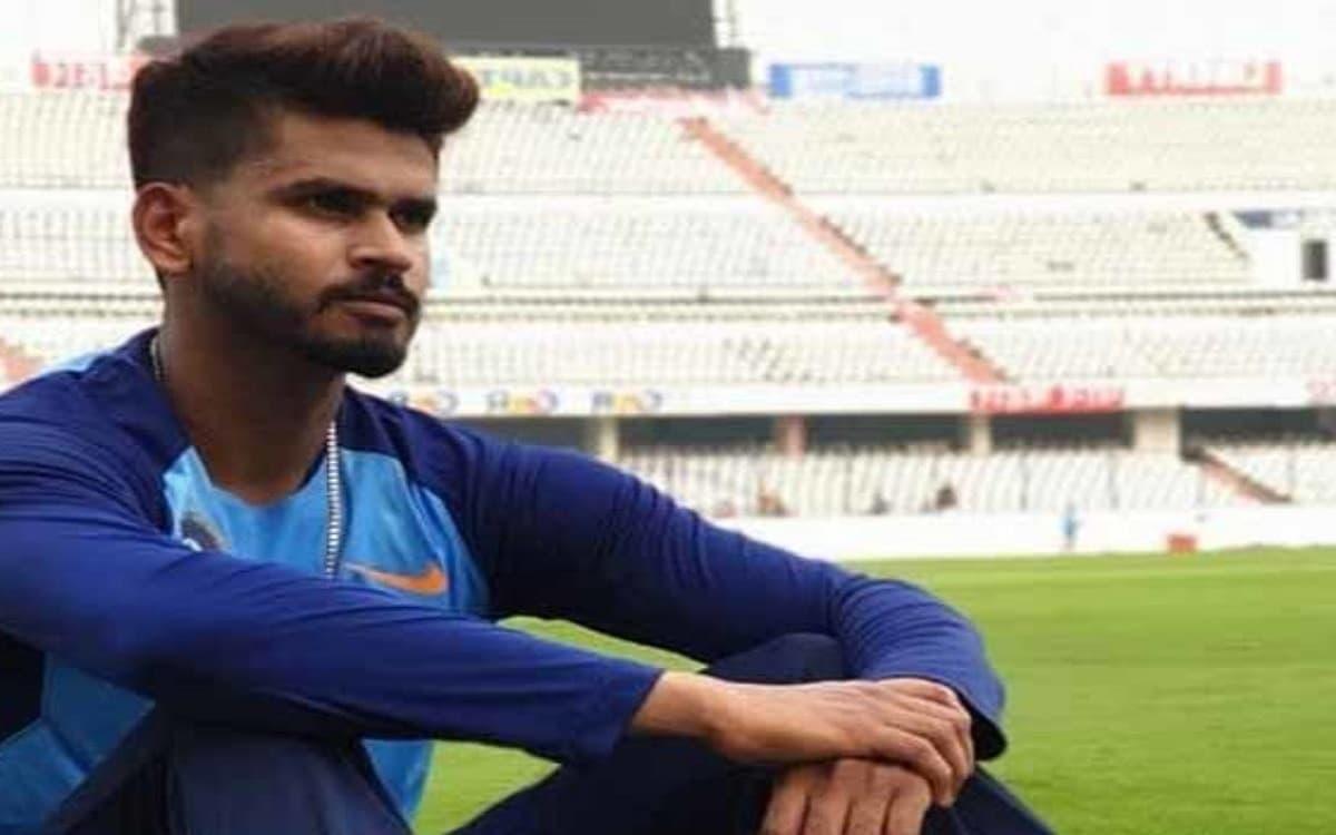 Mumbai team announced for Vijay Hazare Trophy, Shreyas Iyer will Lead the Team as a Captain