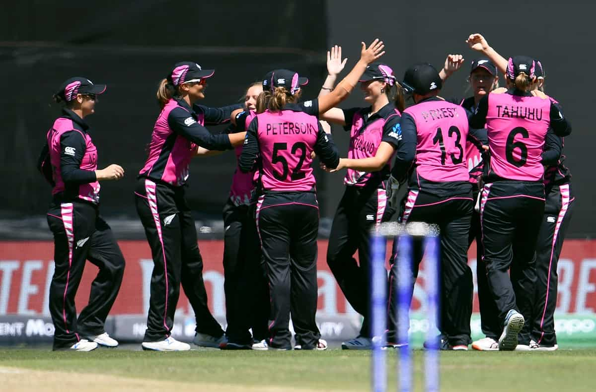 Cricket Image for New Zealand Announce T20I Squad Against England