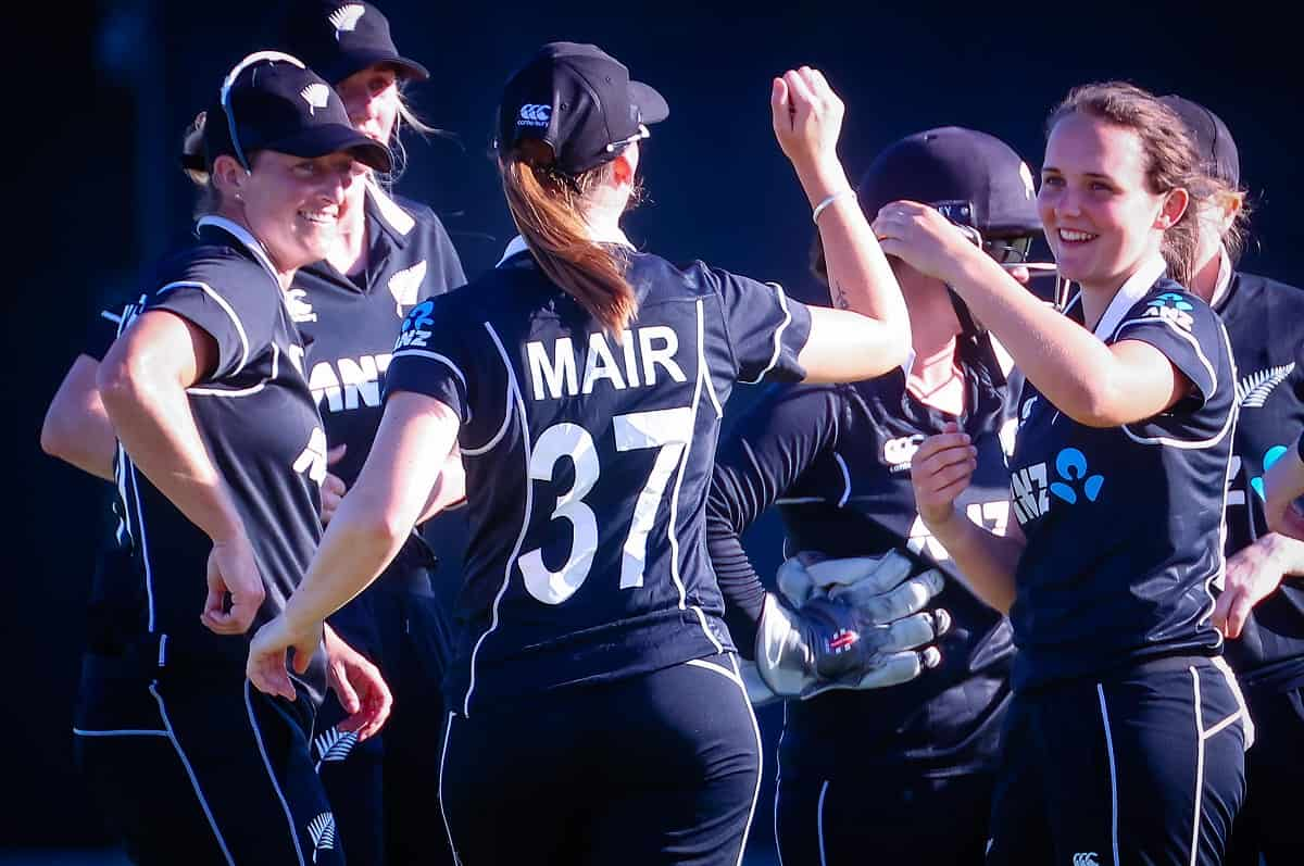 Cricket Image for New Zealand Announces Squad For England ODIs