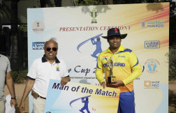 NTCP and NHPC win in Power Cup T20 tournament played in Delhi