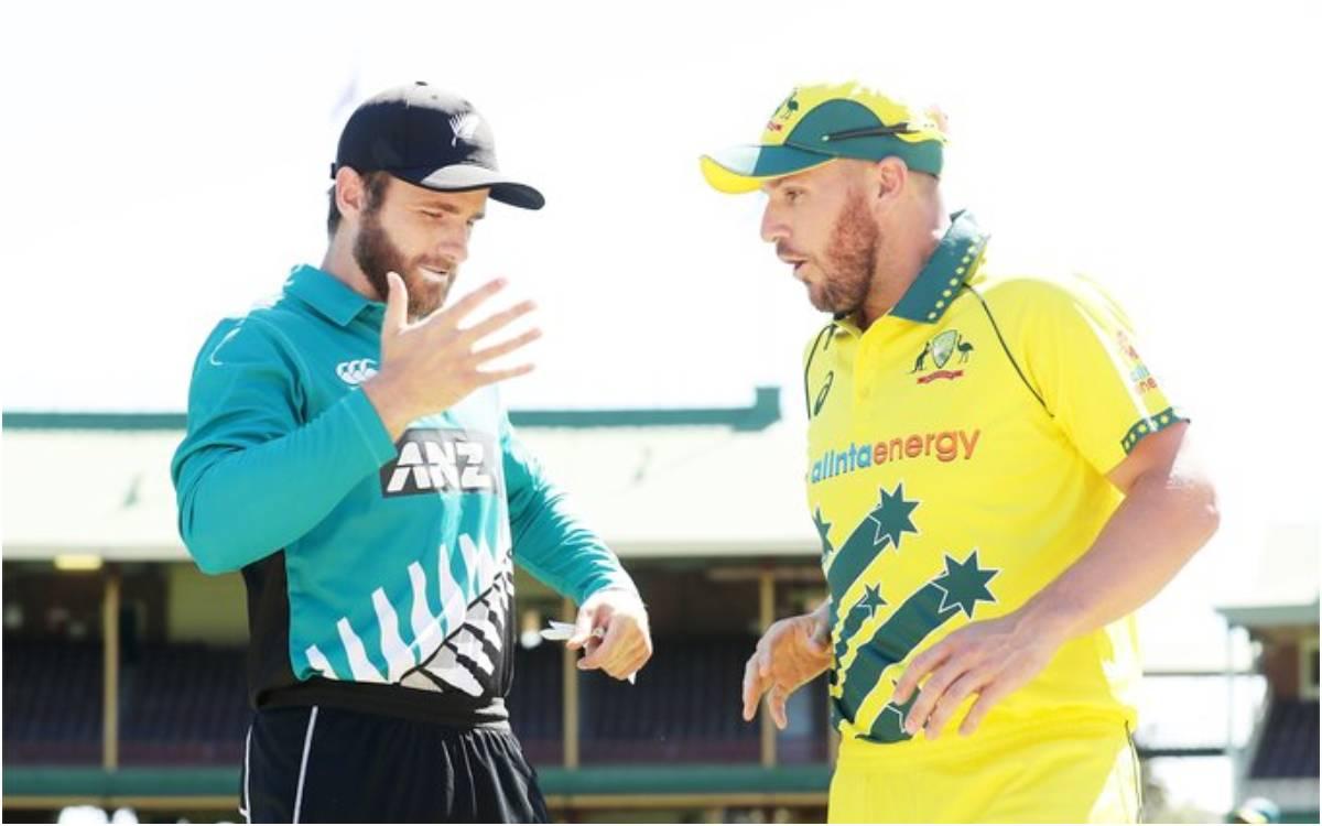 NZ vs AUS 1st T20