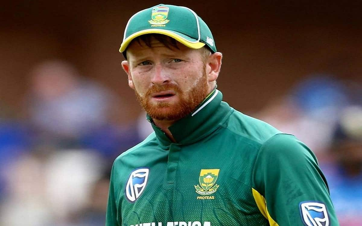Cricket Image for Pak Vs Sa Heinrich Klassen Emerged From Corona Share His Experience Of Recovery