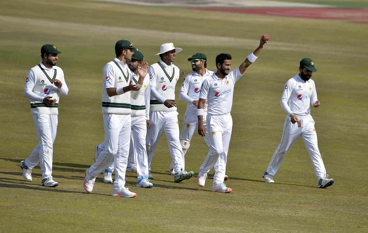 Cricket Image for Pak Vs Sa Pakistan Strong In Front Of South Africa In Rawalpindi Test Guest Team A