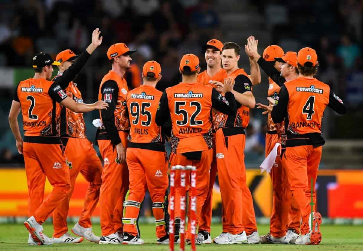 Cricket Image for Perth Scorchers Enters BBL Final After Beating Brisbane Heat