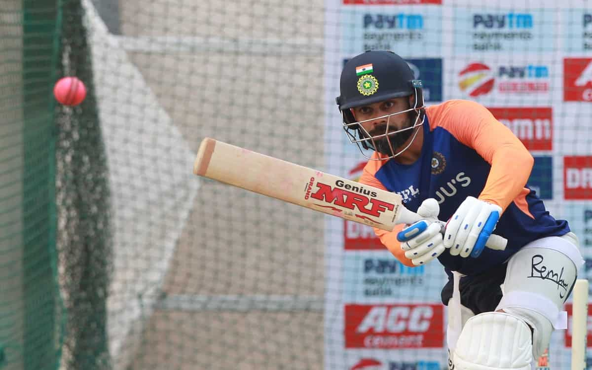 Cricket Image for Ind Vs Eng According To Captain Virat Kohli Fast Bowlers Will Get Help From Pink B