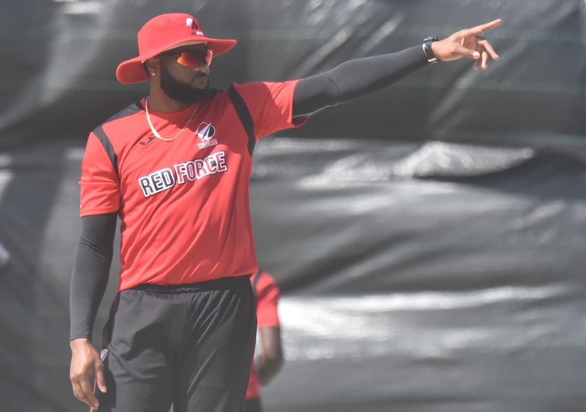 Cricket Image for Pollard's Trinidad & Tobago To Face Guyana Jaguars In The Super50 Cup Finals