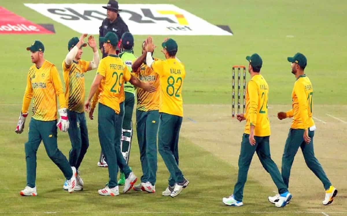 Cricket Image for PAK vs SA 2nd T-20: Pretorius Bags 5 As South Africa Beat Pak, Draw Level 1-1