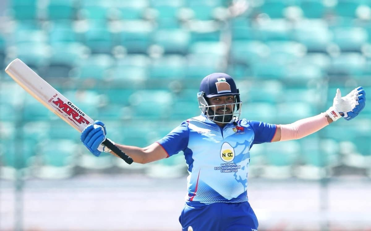 Cricket Image for Vijay Hazare Trophy: Prithvi Shaw Shatters Records On Way To 152-Ball 227