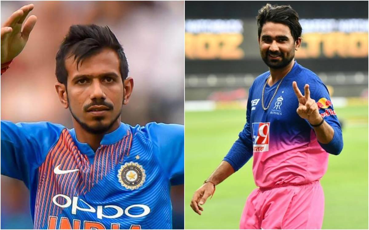 Cricket Image for 'मुझे लगा चहल मज़ाक कर रहा है', टीम इंडिया में सेलेक्शन होने के बाद तेवतिया