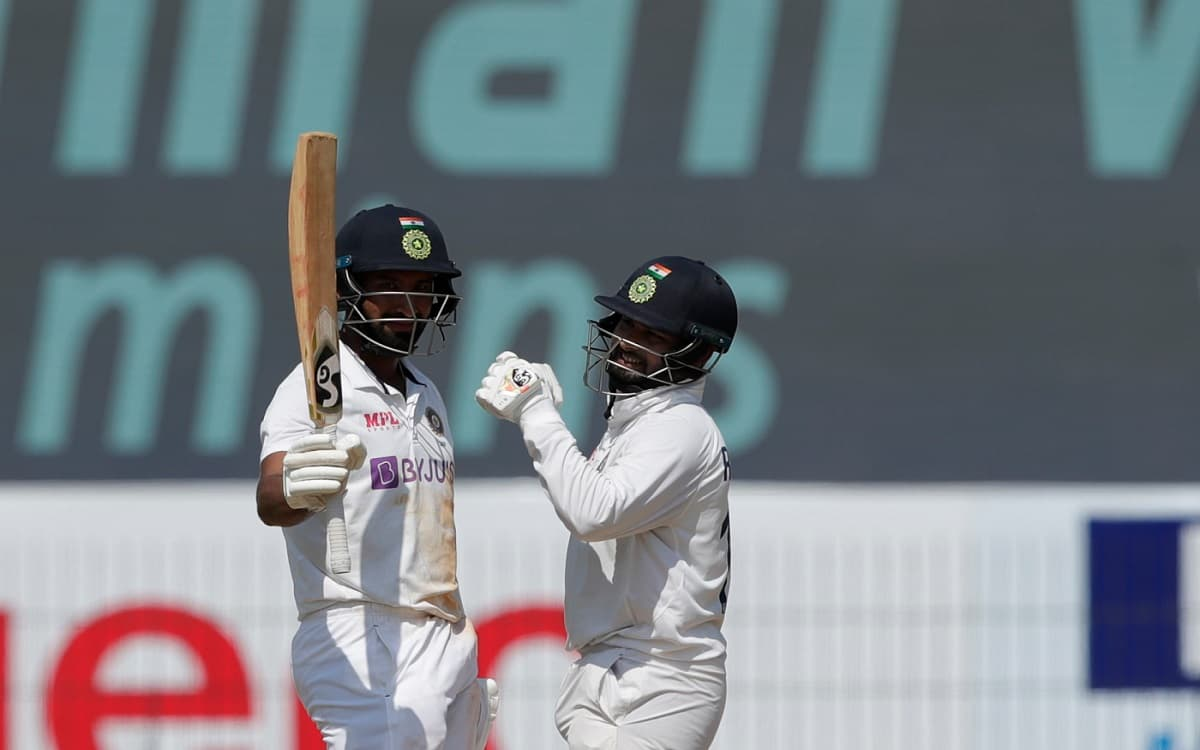 Cricket Image for IND vs ENG, 'Rishabh Pant Is Capable' Needs To Put Team In Commanding Positions: C