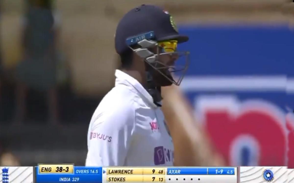 Cricket Image for India Vs England Rishabh Pant And Virat Kohli Funny Commentary