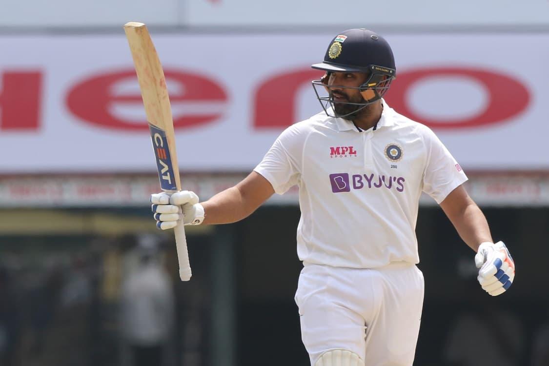 Cricket Image for IND vs ENG: रोहित शर्मा के शतक से है टेस्ट क्रिकेट में भारत की जीत का गहरा नाता