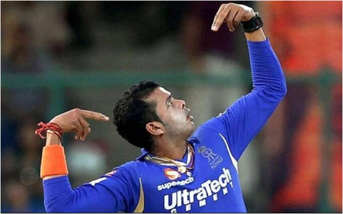 Cricket Image for 'इसे कहते हैं करारा जवाब',  श्रीसंत ने उड़ाए उत्तर प्रदेश के होश, 15 सालों बाद