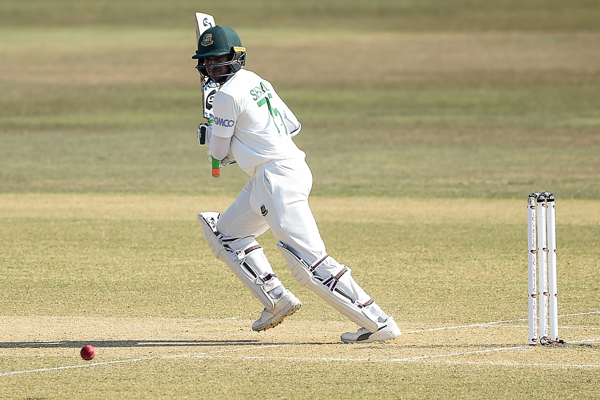 Cricket Image for Shakib Al Hasan Ruled Out Of 2nd Test Against West Indies