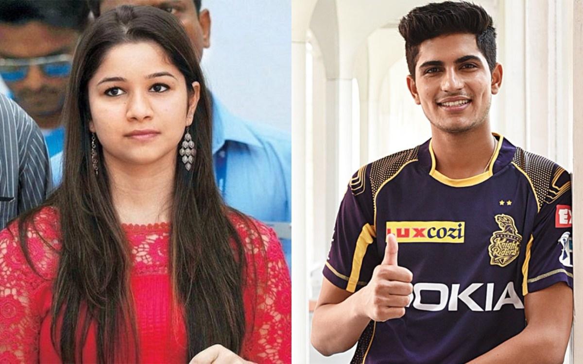 Cricket Image for 'बिना आग नहीं उठता धुंआ', 3 कारण जिसके चलते शुभमन गिल संग सचिन की बेटी के अफेयर की
