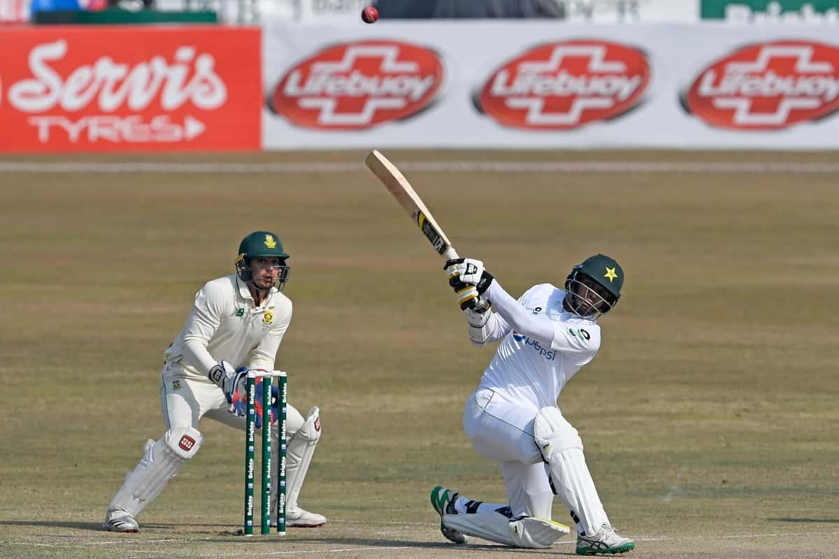 2nd Test: South Africa Set 370-Run Target After Pakistan ...
