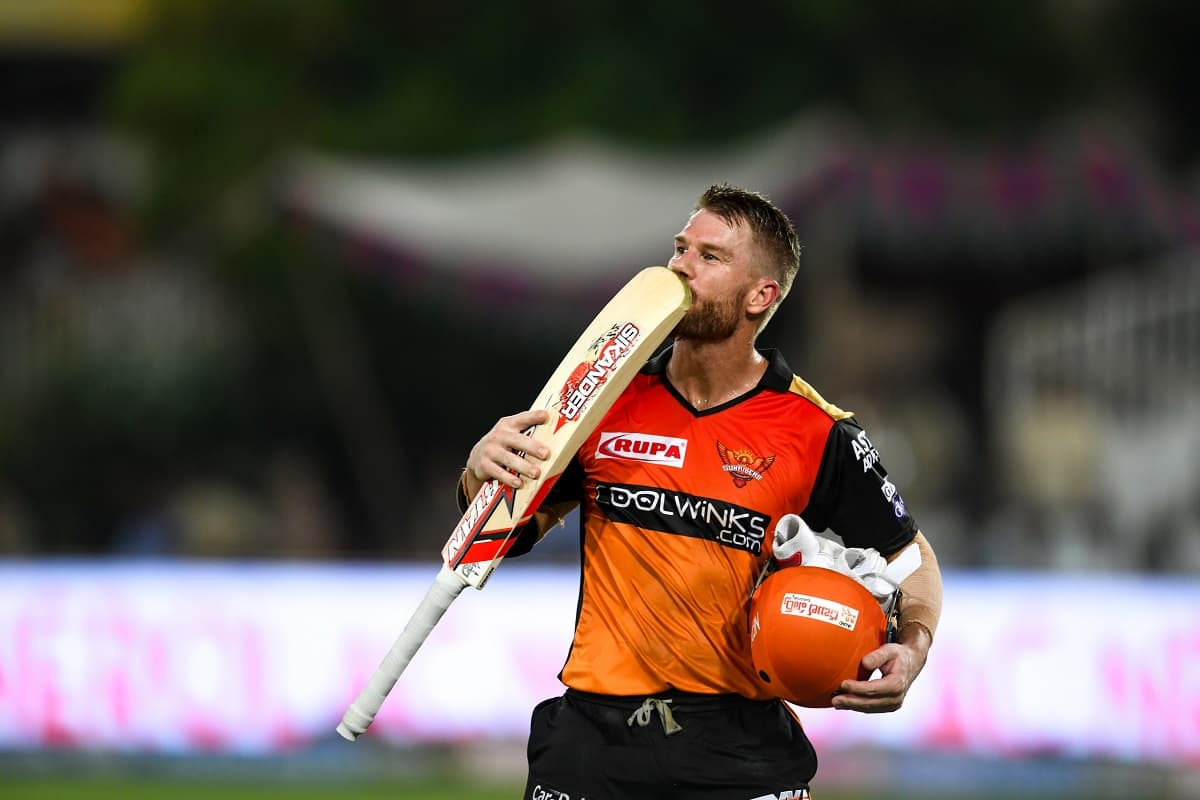 Cricket Image for SRH's Warner Already Geared Up For IPL 2021 Season