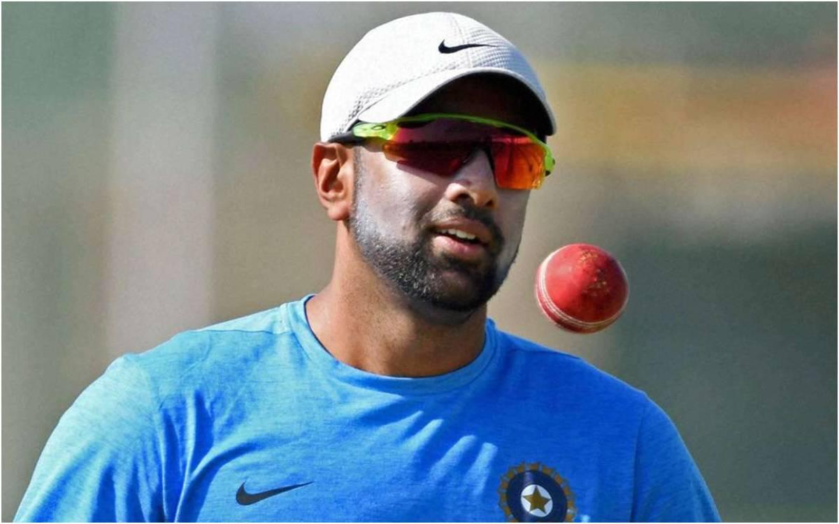 Cricket Image for ' क्या वनडे और टी-20 में अश्विन का सफर खत्म हो गया है ? इस दिग्गज ने कर दी है