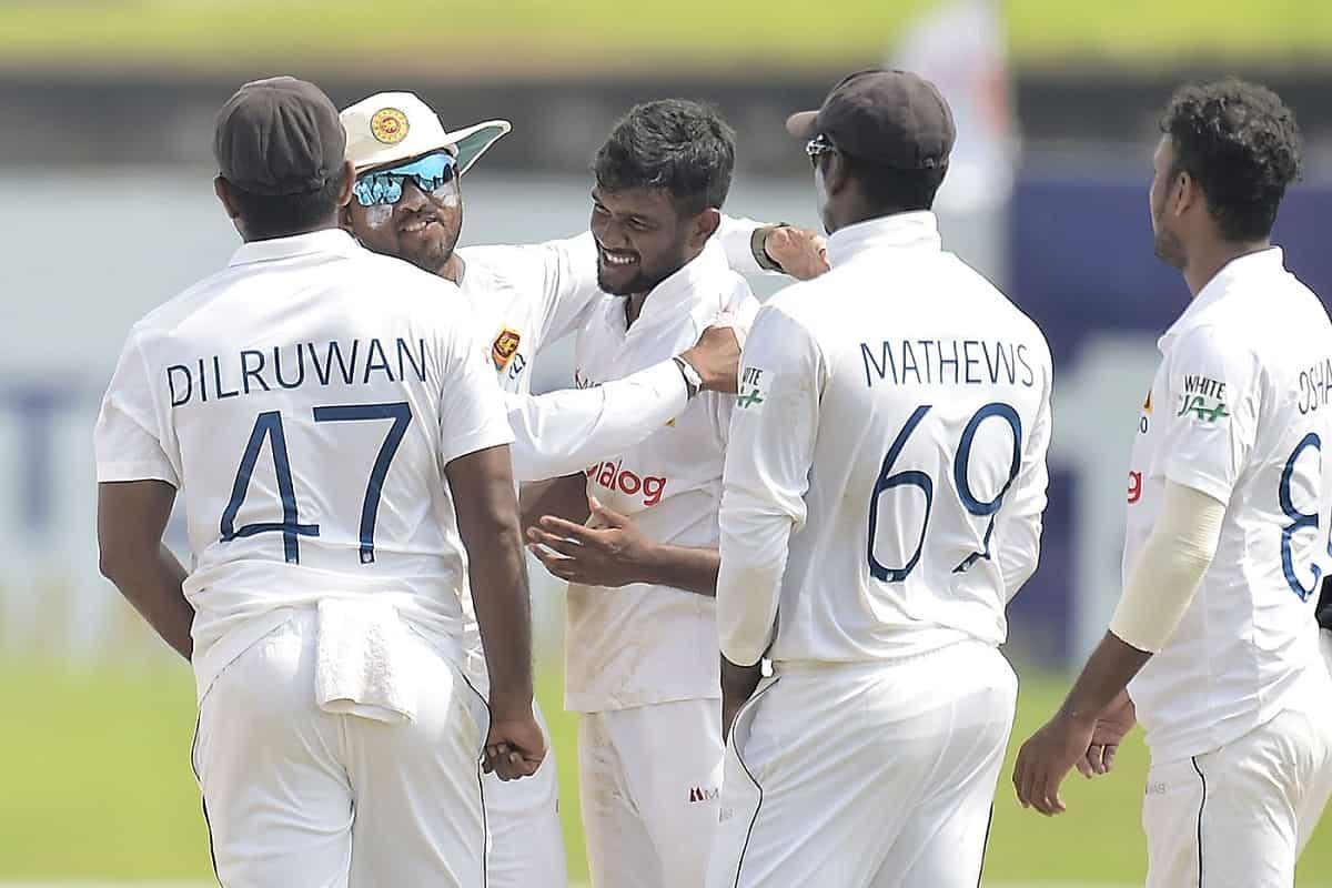 Cricket Image for Sri Lanka Names 20-Member Squad For West Indies Tour