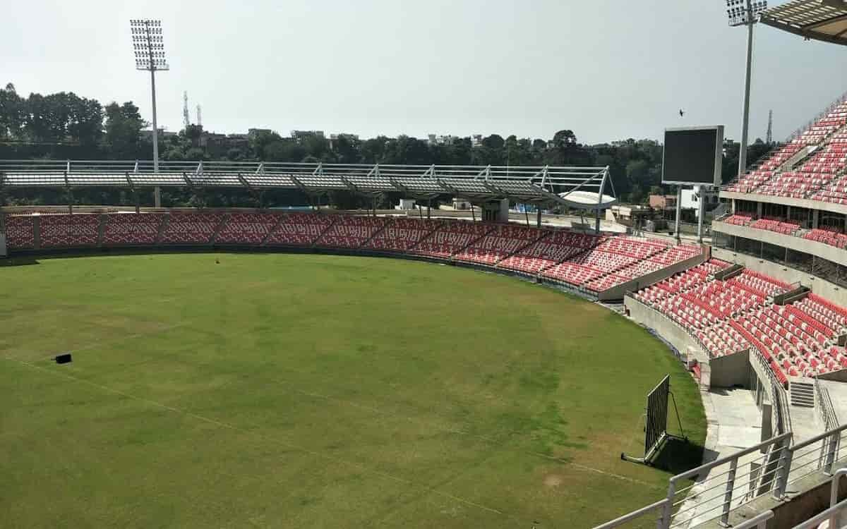 Uttar Pradesh beat Odisha by 6 wickets with Shivam Sharma bowling at Vijay Hazare Trophy