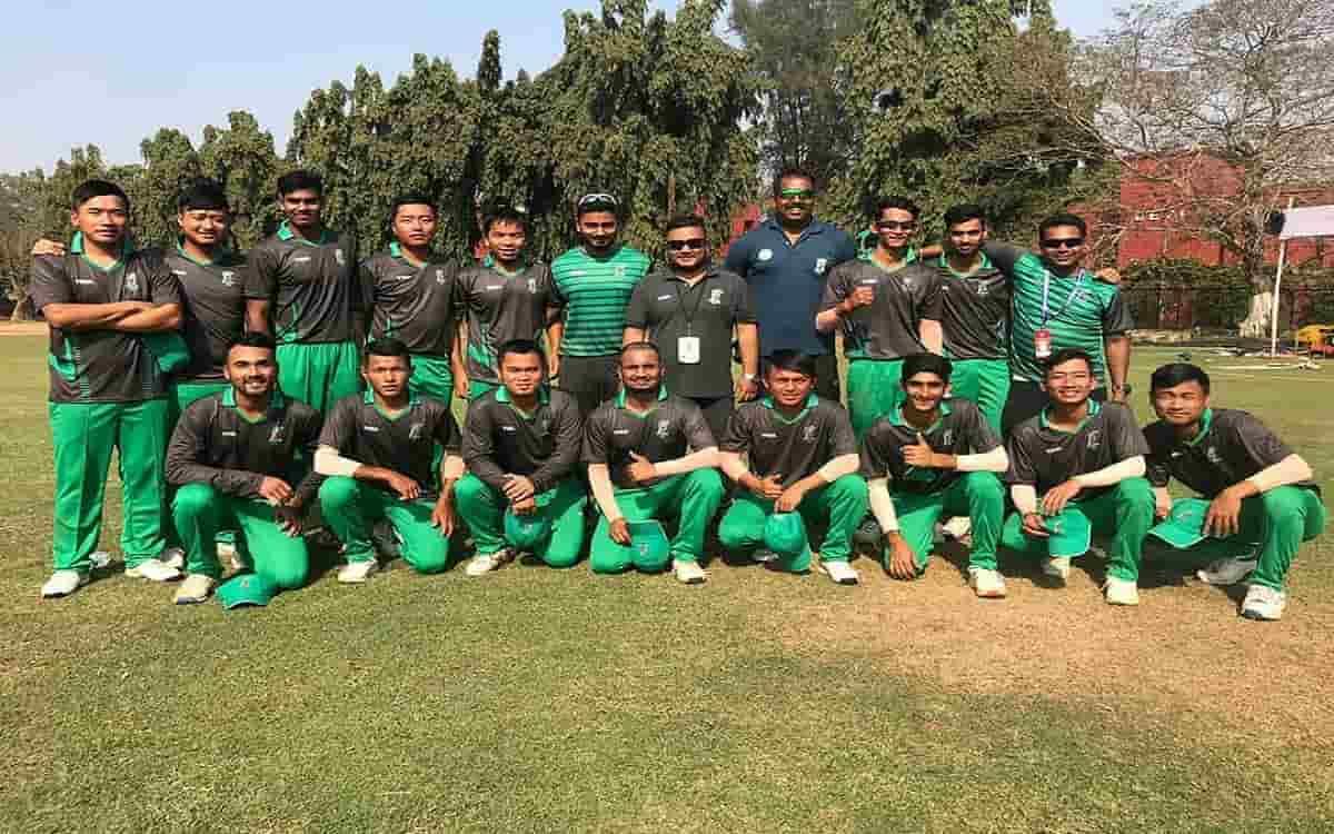 Vijay Hazare Trophy: Match tie between Arunachal Pradesh and Mizoram due to rain