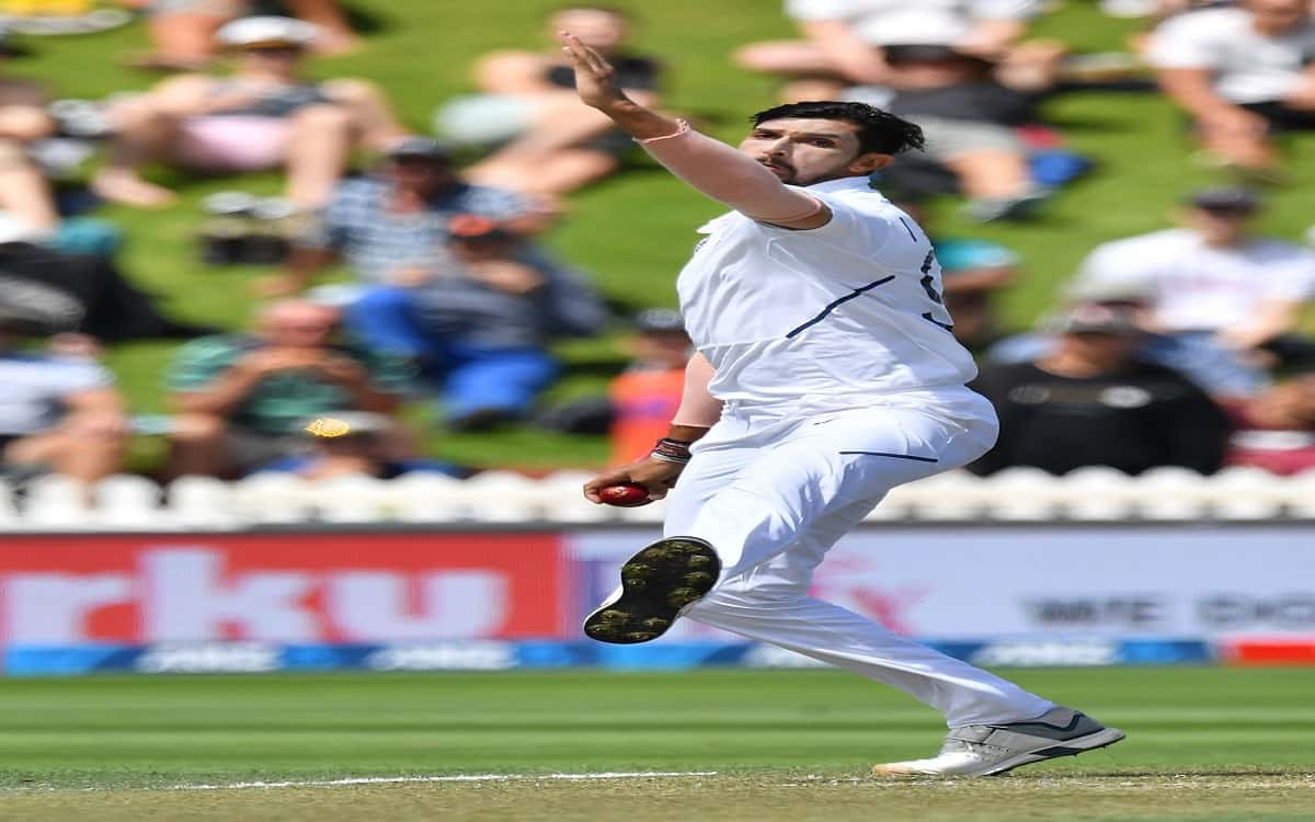 Cricket Image for Ind Vs Eng Ishant Sharma Will Play His 100th Test Match Against England At Motera