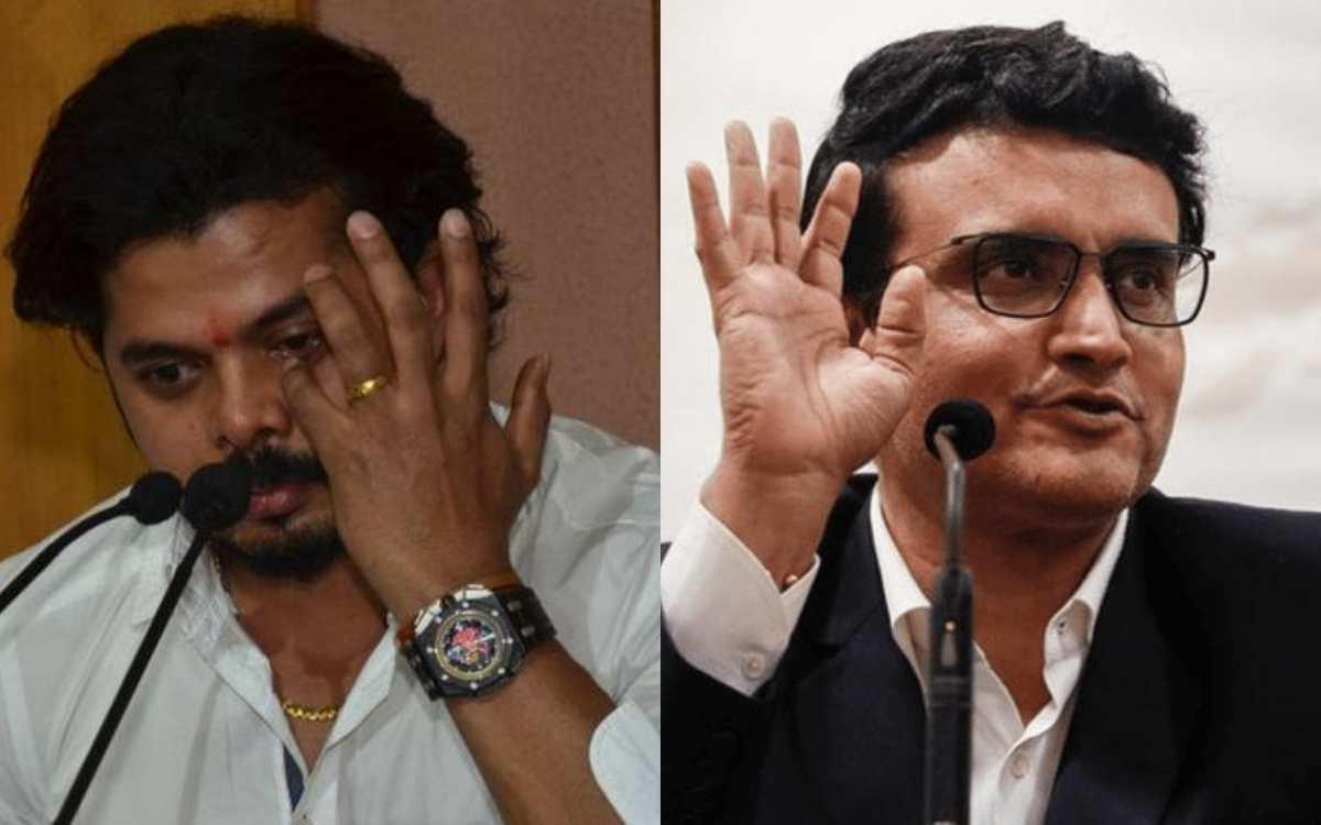 Cricket Image for 'बीसीसीआई ये तूने क्या किया',  सोशल मीडिया पर भड़के फैंस ने कहा- श्रीसंत हुए पॉलिट