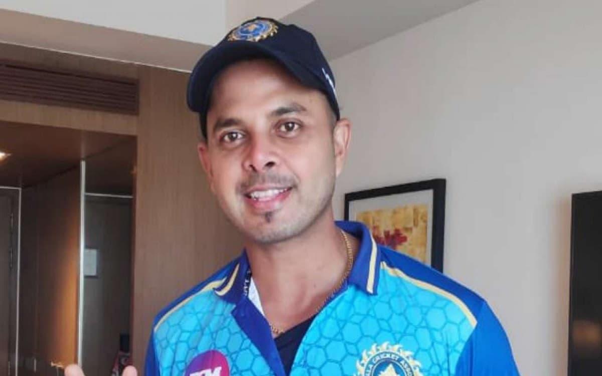 Cricket Image for Vijay Hazare Trophy Kerala Beat Uttar Pradesh By 3 Wickets
