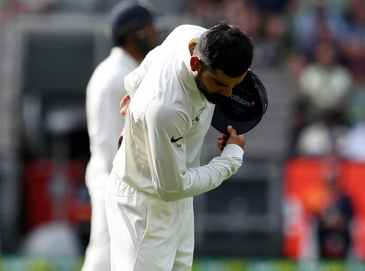 Cricket Image for Virat Kohli Advocates Need Of Mental Health Awareness In Cricket
