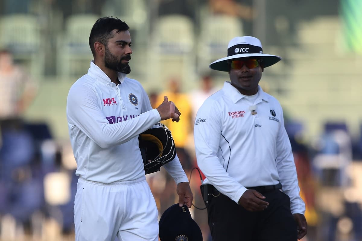 Cricket Image for Virat Kohli Could Be Suspended After On-Field Spat With Umpire