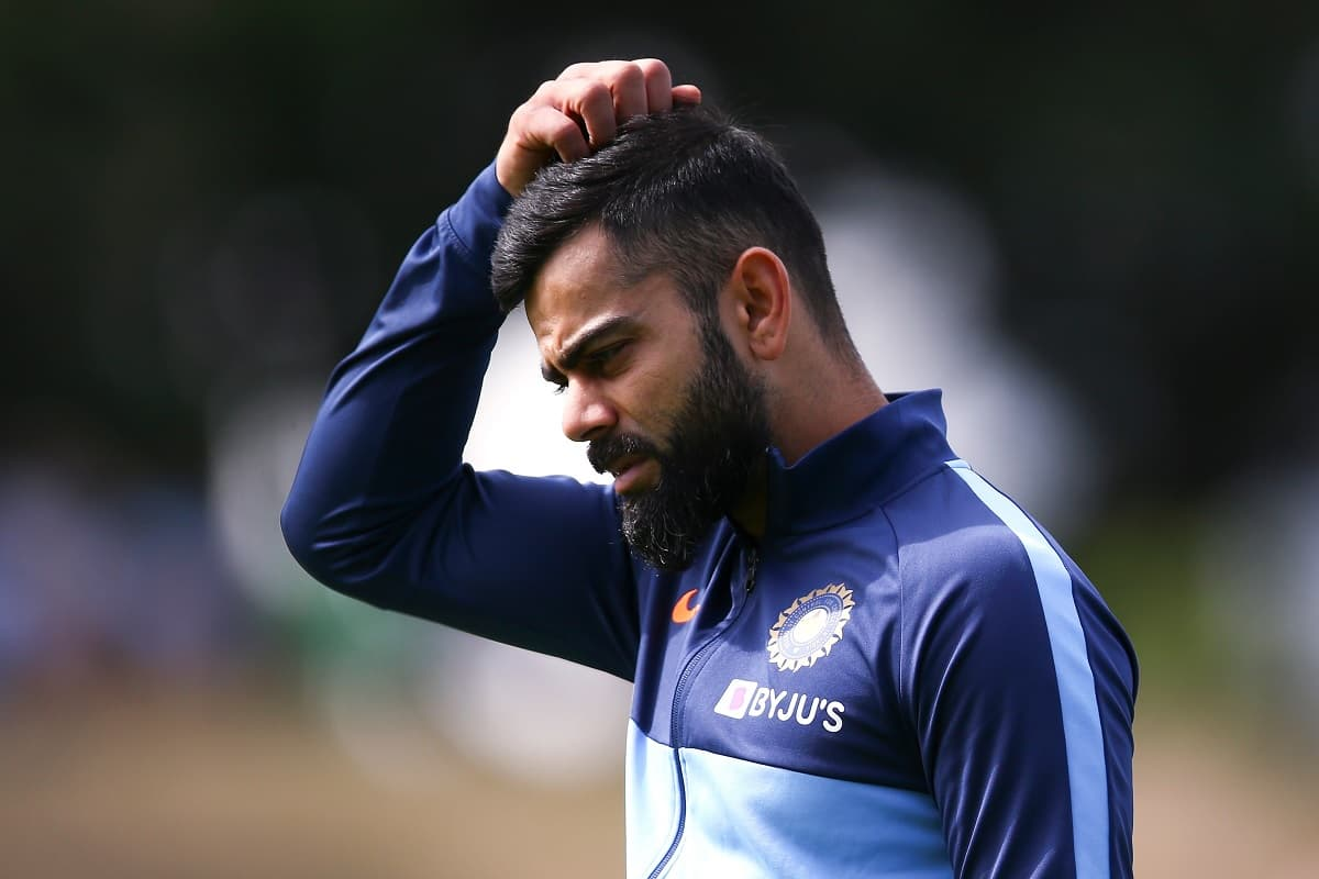 Cricket Image for Virat Kohli Gives Reason For India's Loss Against England In First Test