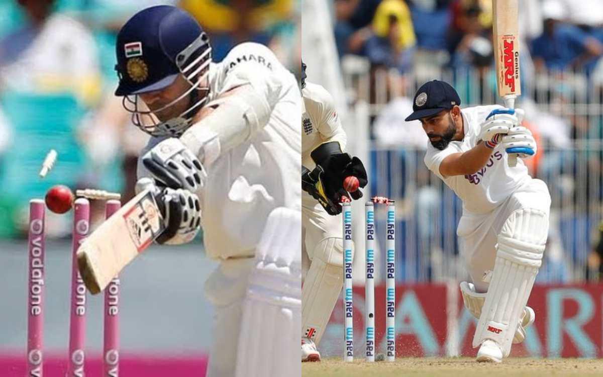 Cricket Image for 'चेले ने भी दोहराई गुरू की कहानी', 150वीं टेस्ट पारी में देखने को मिला अनोखा संयोग