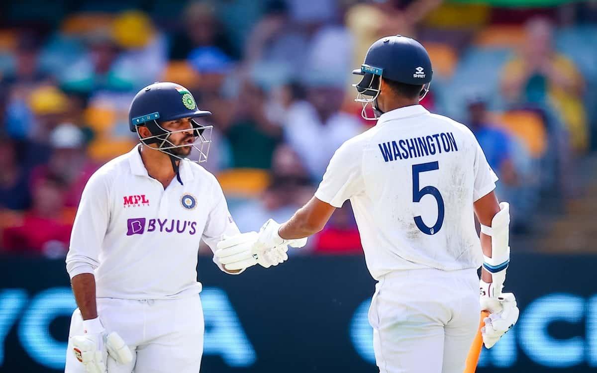 Cricket Image for Was Watching Shardul, Washington Bat Before Doctor Called Us: Virat Kohli