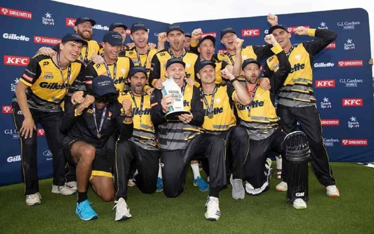Cricket Image for Wellington Firebirds Retain New Zealand's National T20 Title
