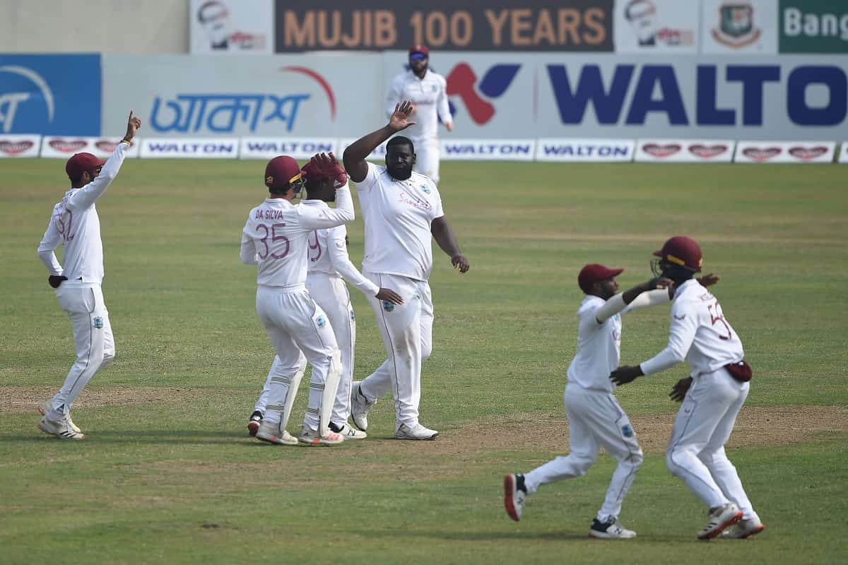 Cricket Image for West Indies Beat Bangladesh In 2nd Test, Clinch Series 2-0